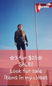 ☆3 for $25☆ SALE ON NOW!!! 🇨🇦